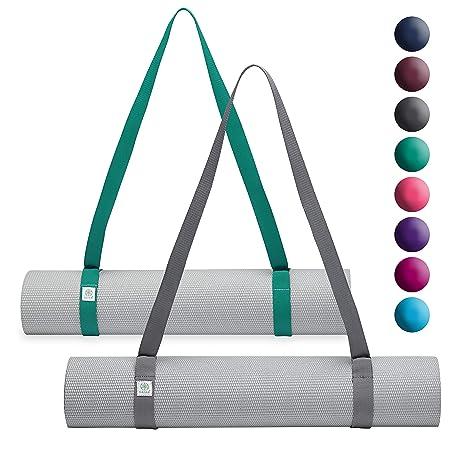 gaiam Easy-Cinch - Esterilla para Yoga, 05-61346, Turquoise ...