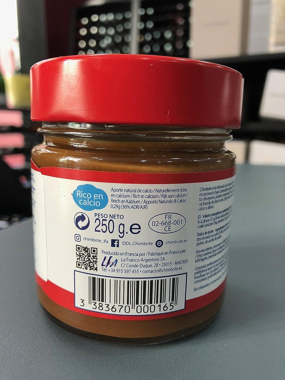 Pack incluye 2 Dulce De Leche Chimbote 350G: Amazon.es: Alimentación y bebidas