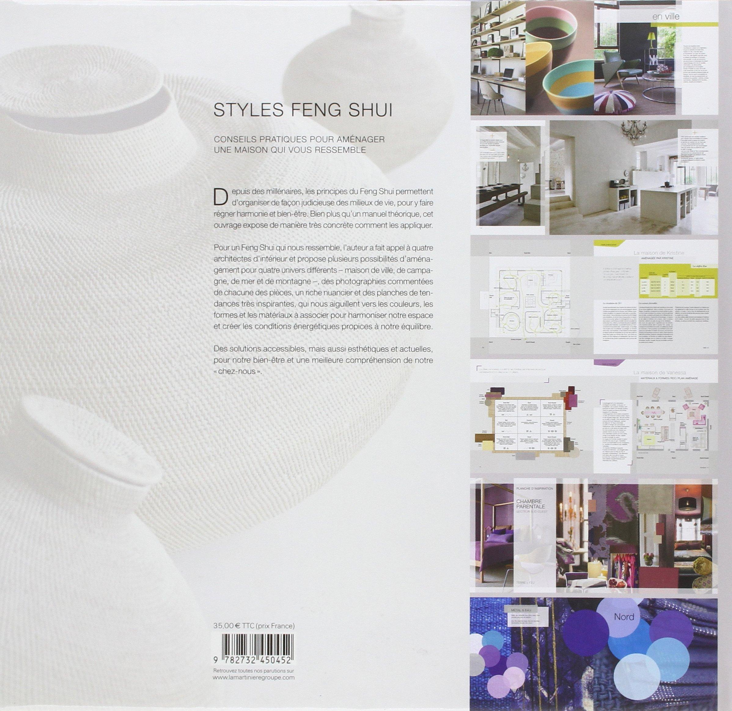 amazonfr styles feng shui conseils pratiques pour amnager une maison qui vous ressemble vanessa boren nicolas matheus livres