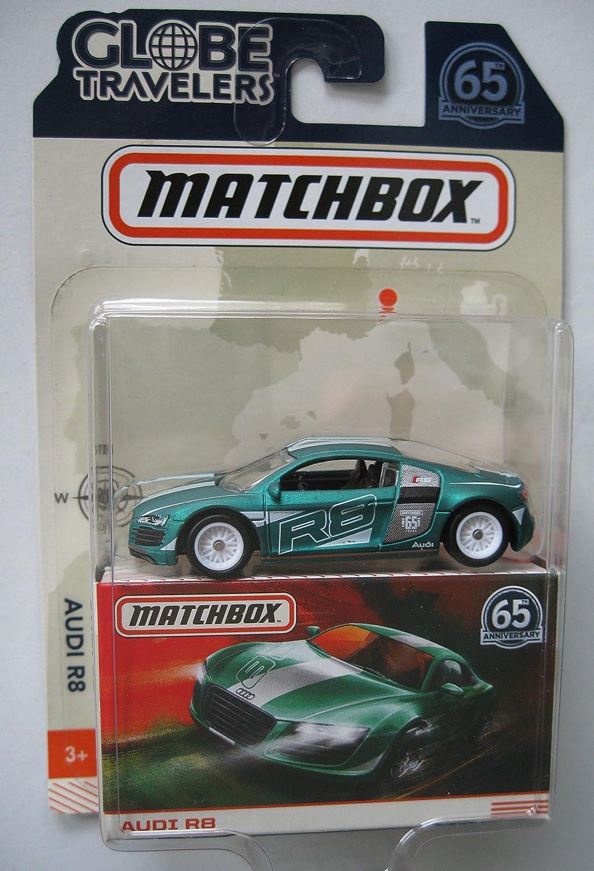 Matchbox Globe Audi R8 1:64