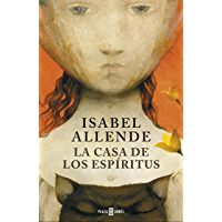 La casa de los espíritus (Spanish Edition) book cover