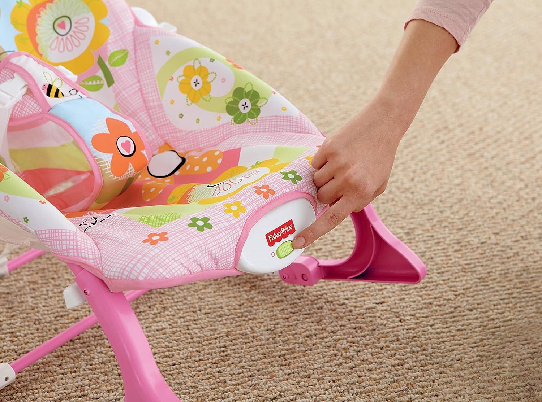 Fisher Price Infant To Toddler Rocker Pink X7032
