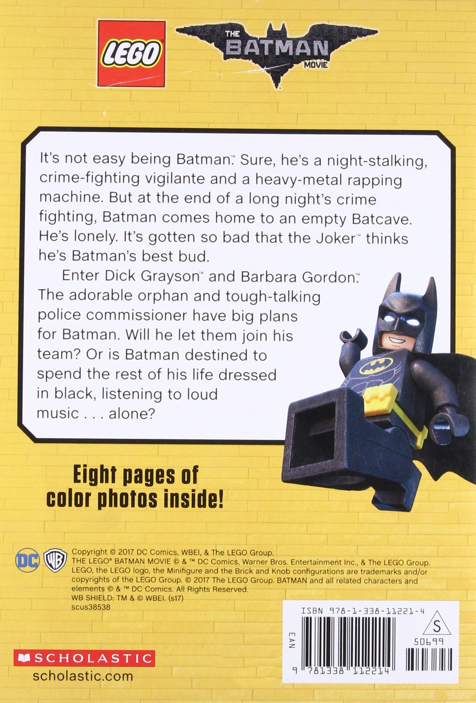 The LEGO Batman Movie Junior Novel PDF Free Download