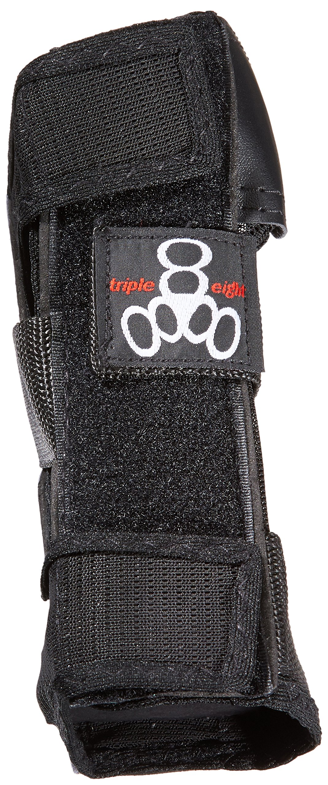 Triple 8 Saver Series Wristsavers (Black, Large) by Triple Eight