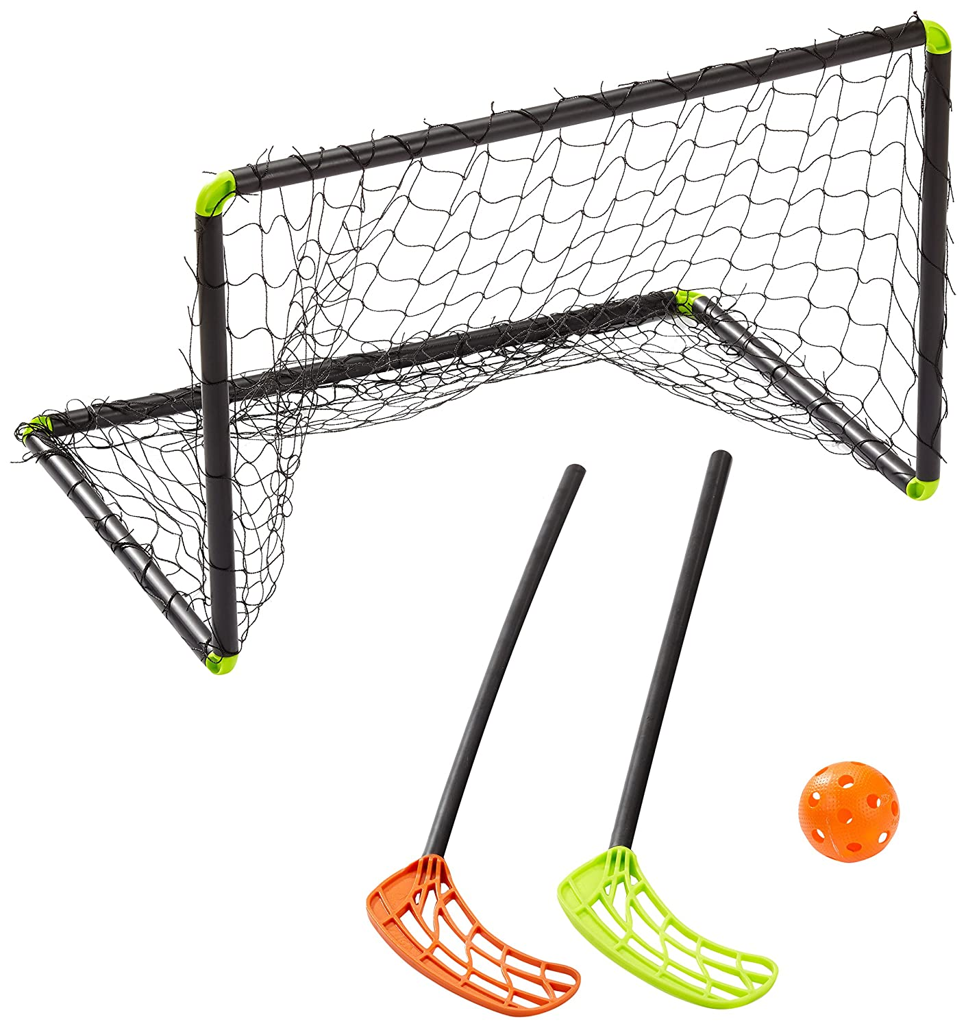 Stiga Sports 79-1100-60 - Set per Allenamento da Hockey Player 60, Nero