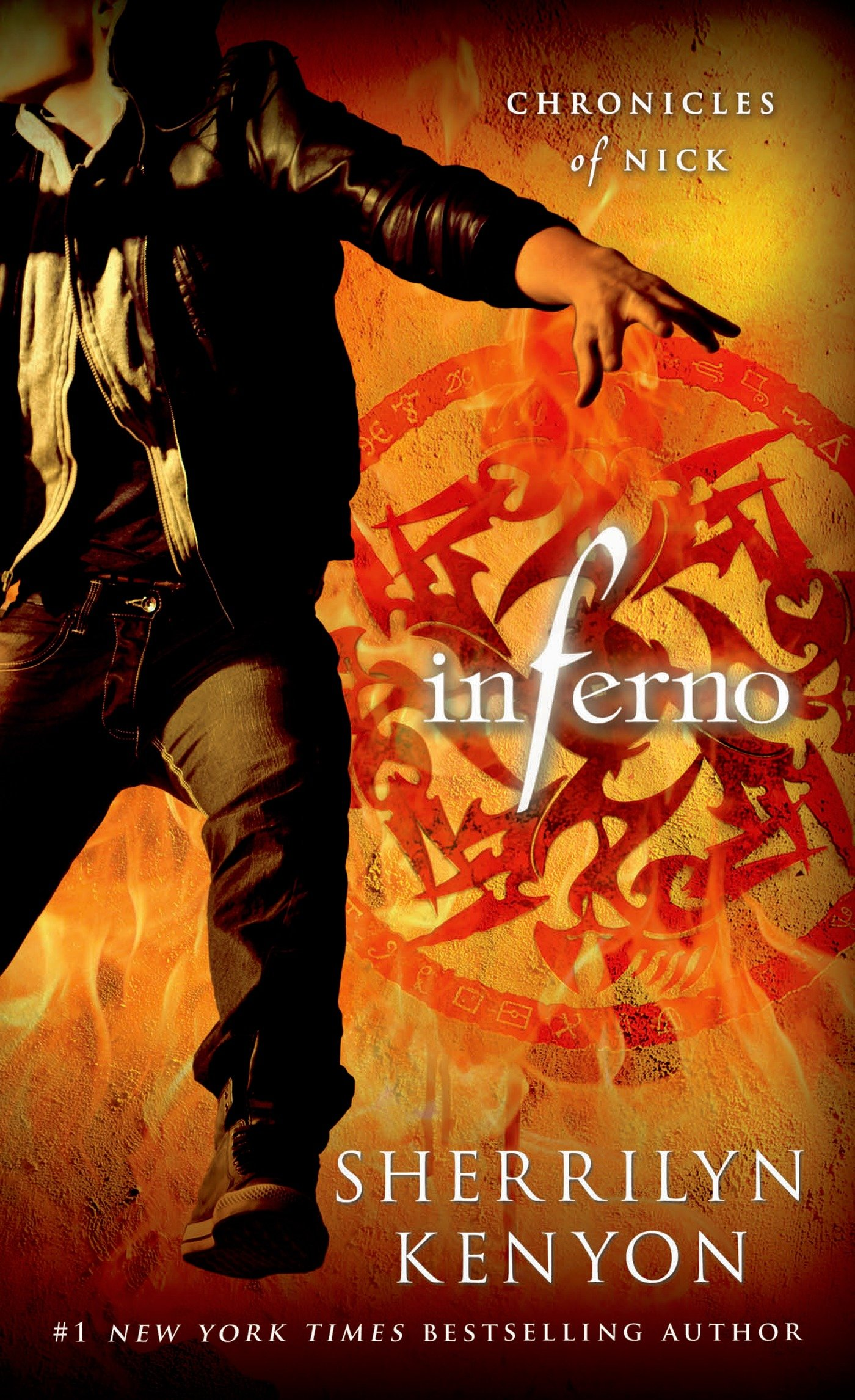 Inferno (Chronicles of Nick, Band 4)