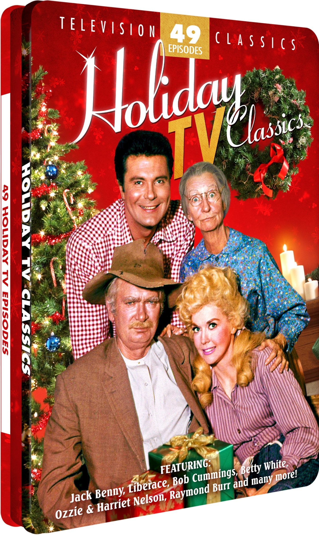 Holiday TV Classics - Tin