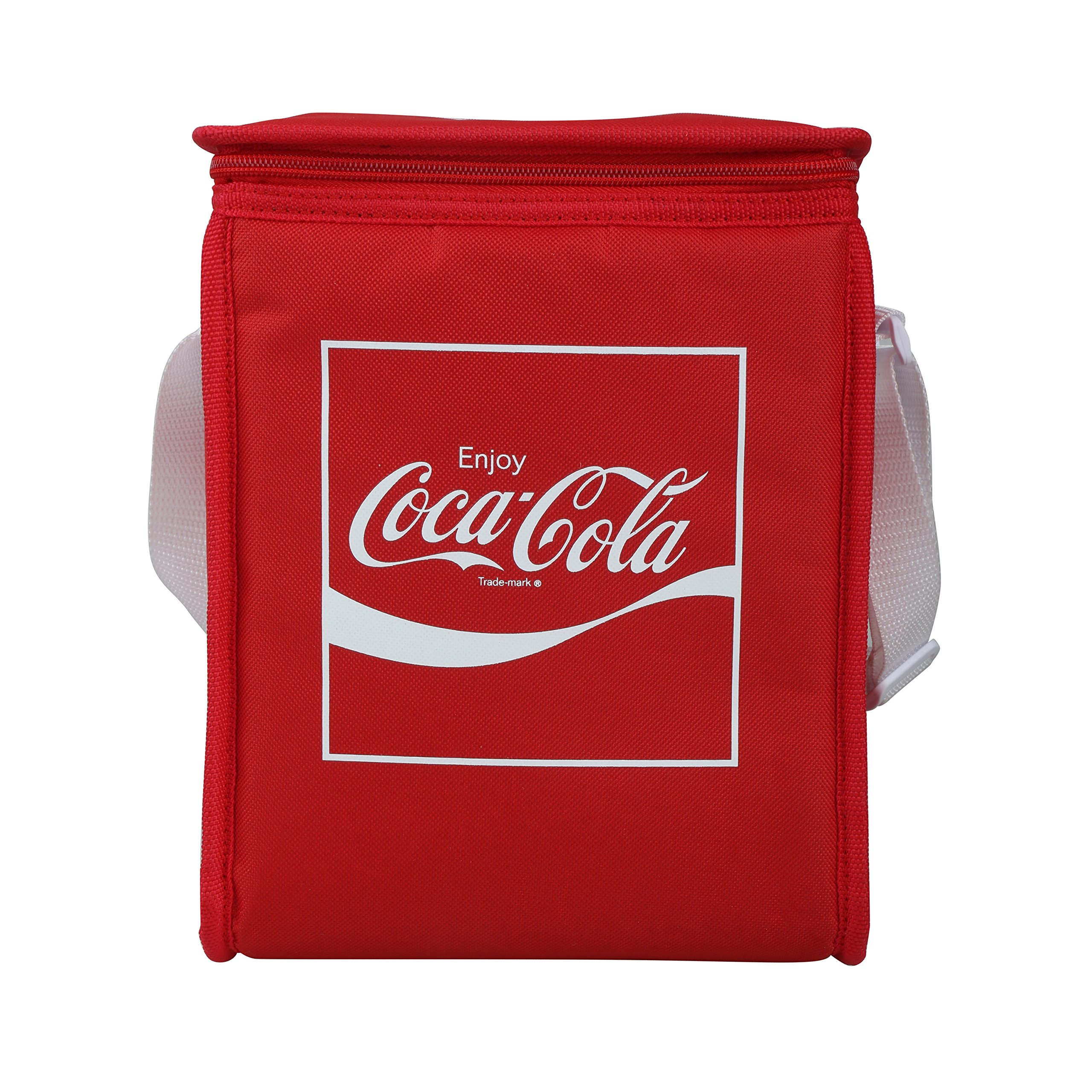 Coca-Cola 86-110 Soft Sided Cooler/Lunch Bag