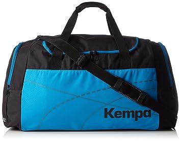 Kempa Teamline - Bolsa de Deportes Schwarz Kempablau Talla 65 x 31 x 37 288b6d901b13f