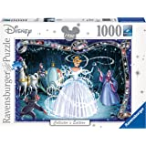 Ravensburger Disney Memories Cinderella 1950 1000pc,Adult Puzzles