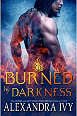 Burned by Darkness (Dragons of Eternity Book 1) Kindle Edition