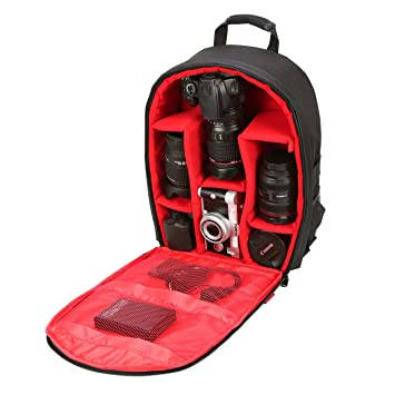Review Camera Bag Camera Backpack