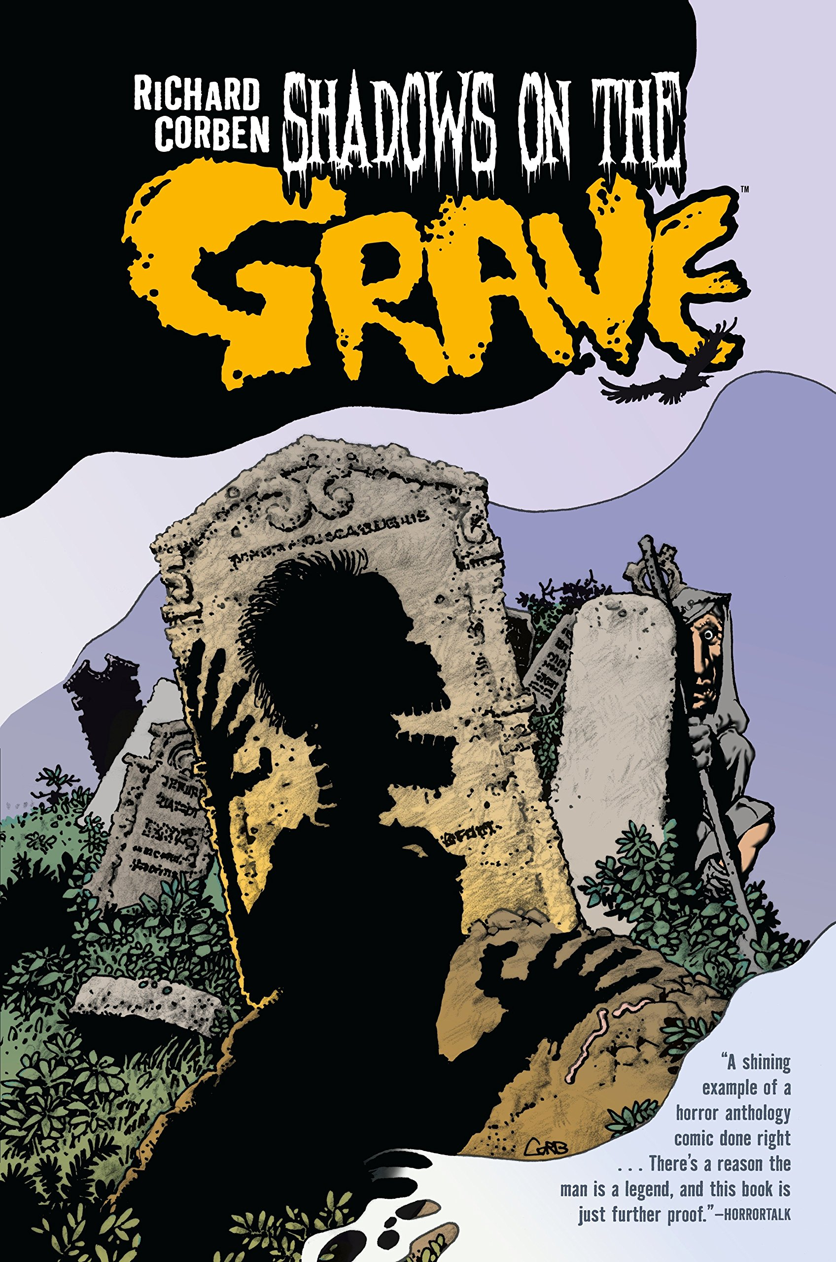 Shadows On The Grave: Amazon.es: Richard Corben: Libros en idiomas extranjeros