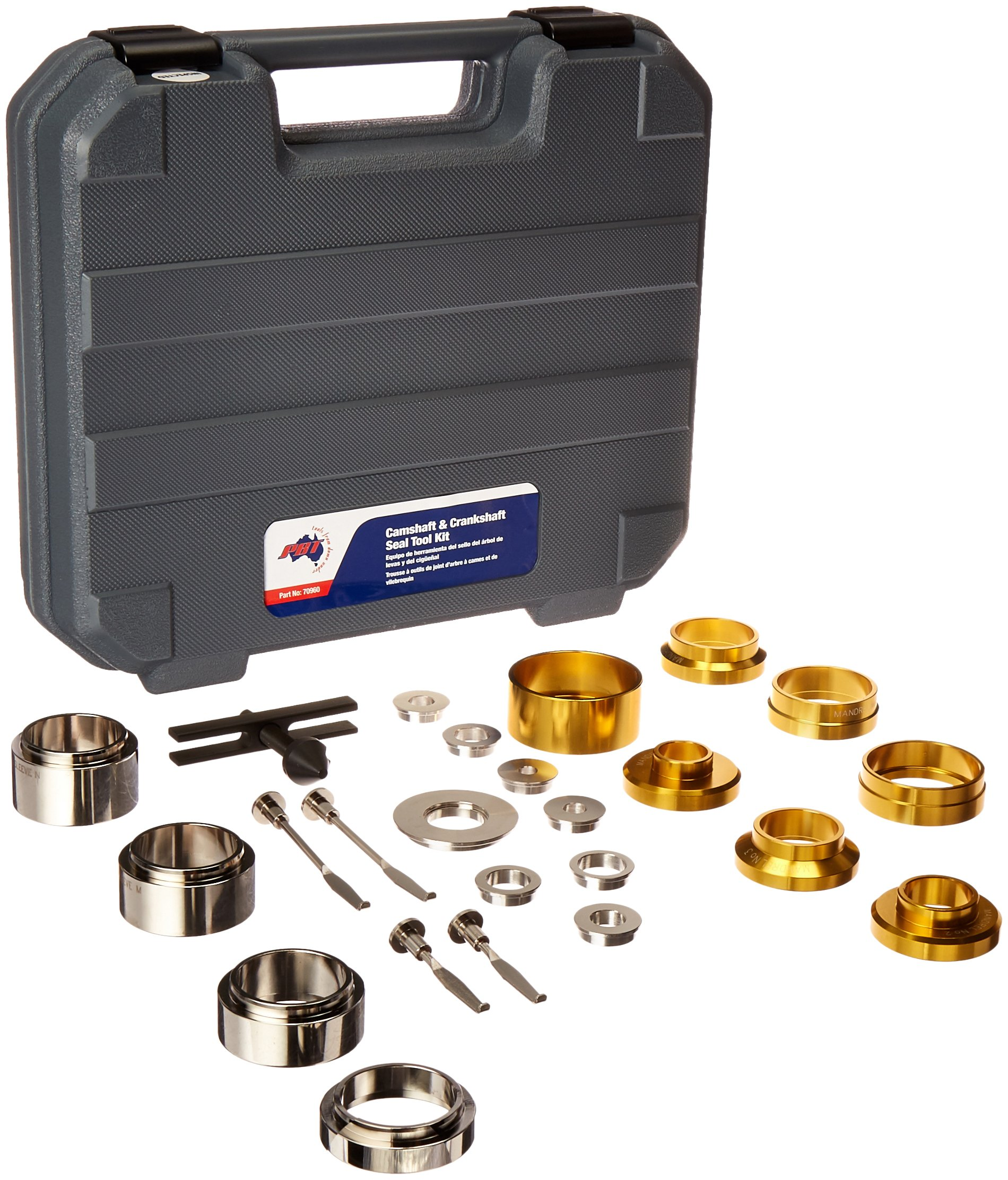 Private Brand Tools PBT70960 Crankshaft and Camshaft Seal Tool Kit by Private Brand Tools (Image #1)