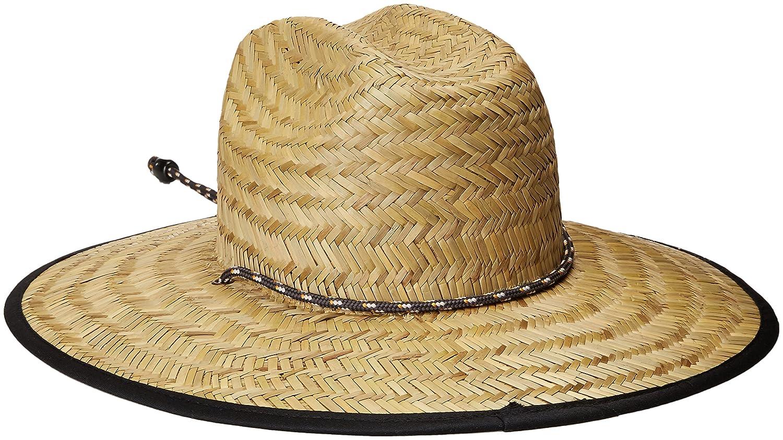 Amazon.com  Rip Curl Men s Paradise Straw Lifeguard Sun Hat 389d617b2bb