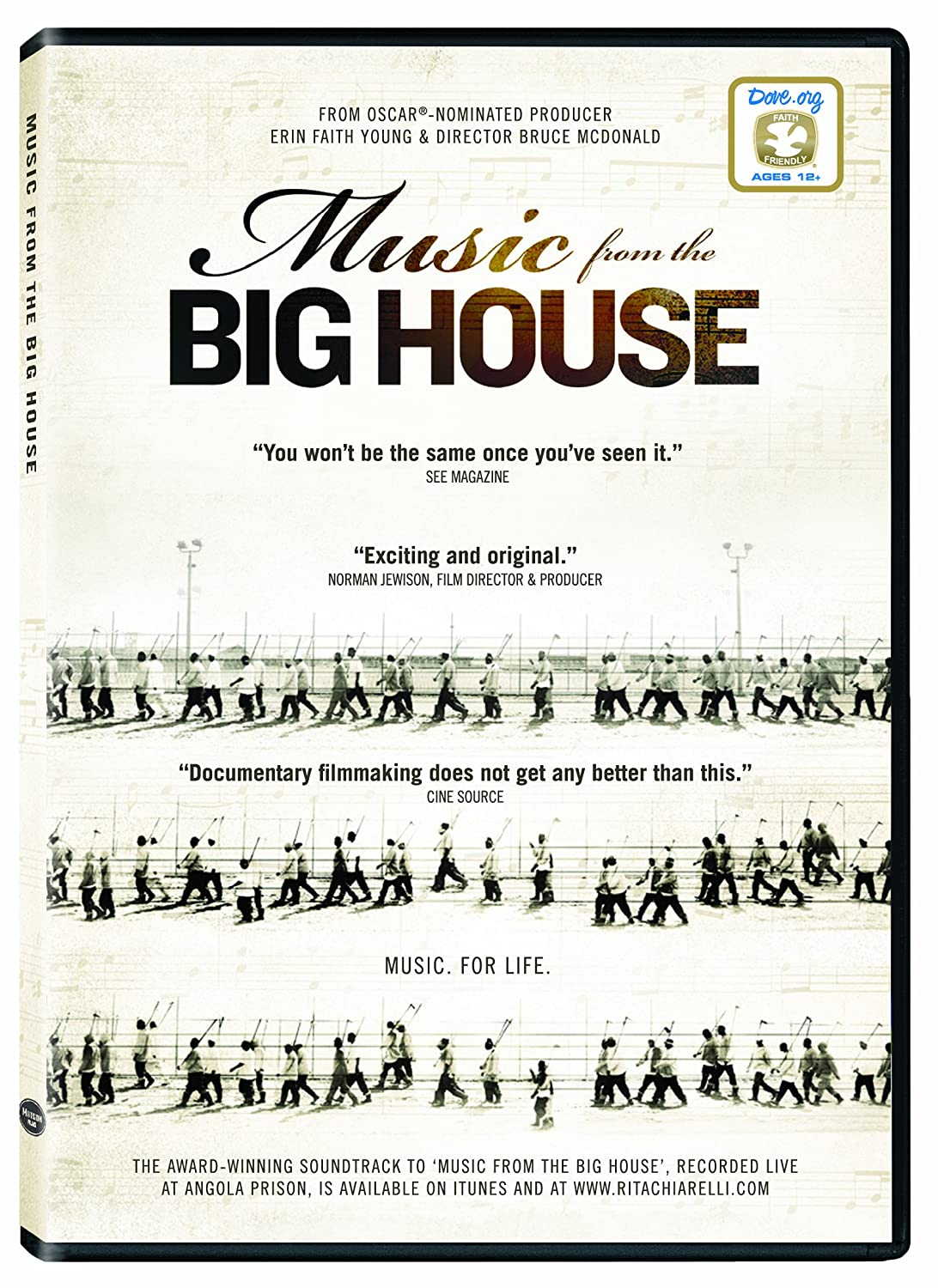 MUSIC FROM THE BIG HOUSE Koch Lorber Films Documentary Movie Mystery & Suspense