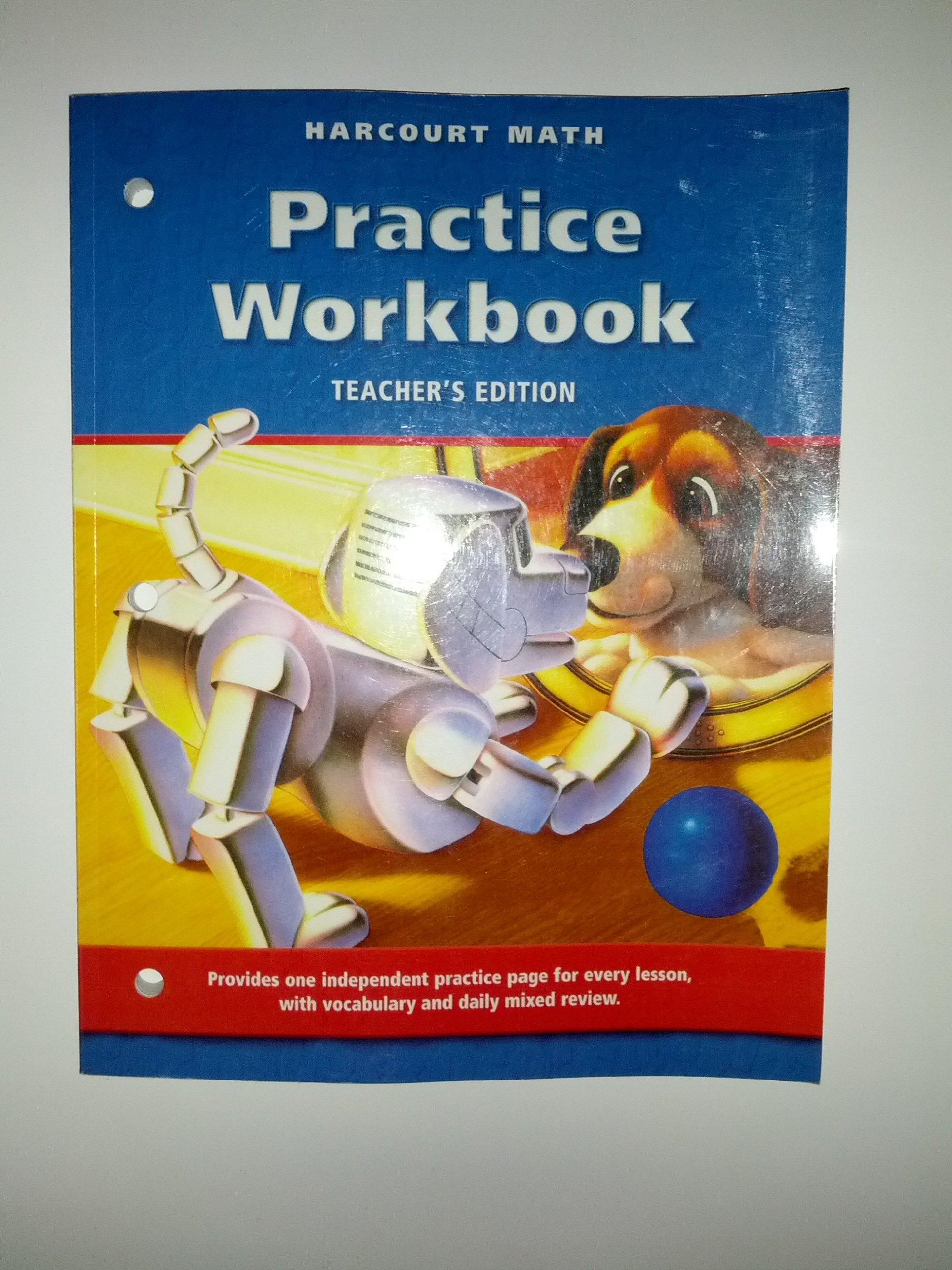 Practice Workbook Math 2002: Grade 3, Teacher's Edition pdf epub