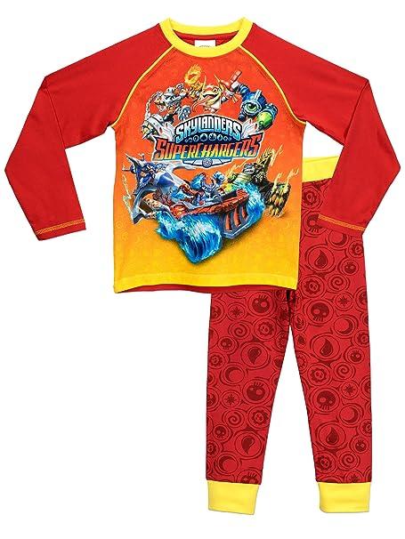 Skylanders - Pijama para Niños - Skylanders - 6 - 7 Años