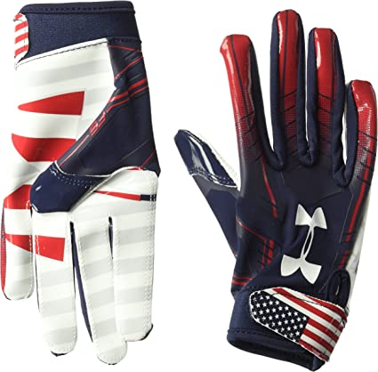 Youth Under Armour F6 Limited Edition Football Gloves 1315626 YLG