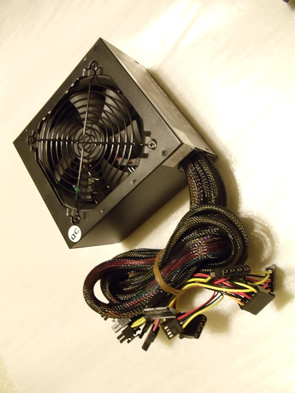 Genuine KDM 1075W Quiet Large Fan SATA 12V SLI PCI-E ATX Power Supply