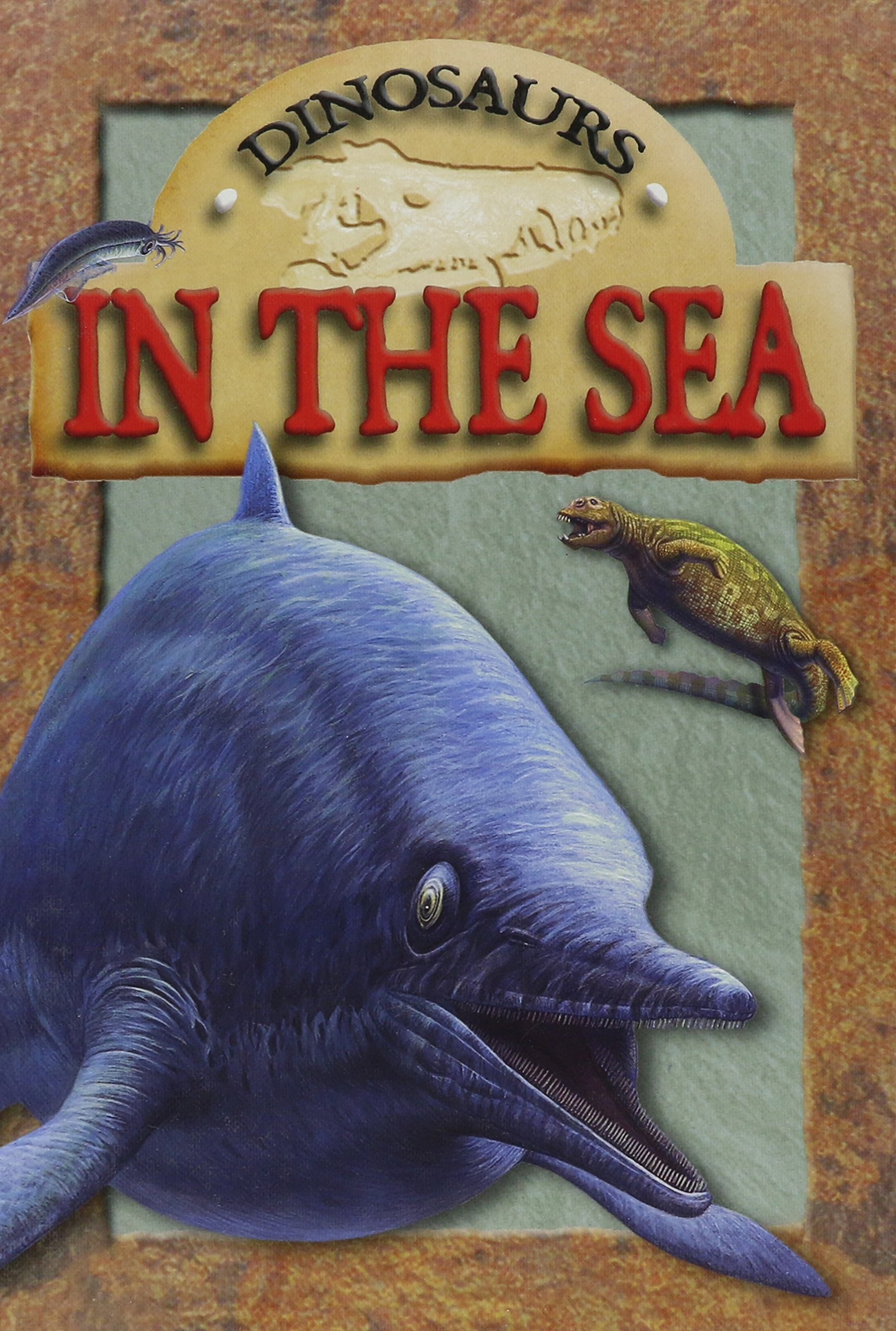 Read Online In the Sea (Dinosaurs) pdf