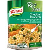Knorr Rice Sides Rice Side Dish, Cheddar Broccoli 5.7 oz