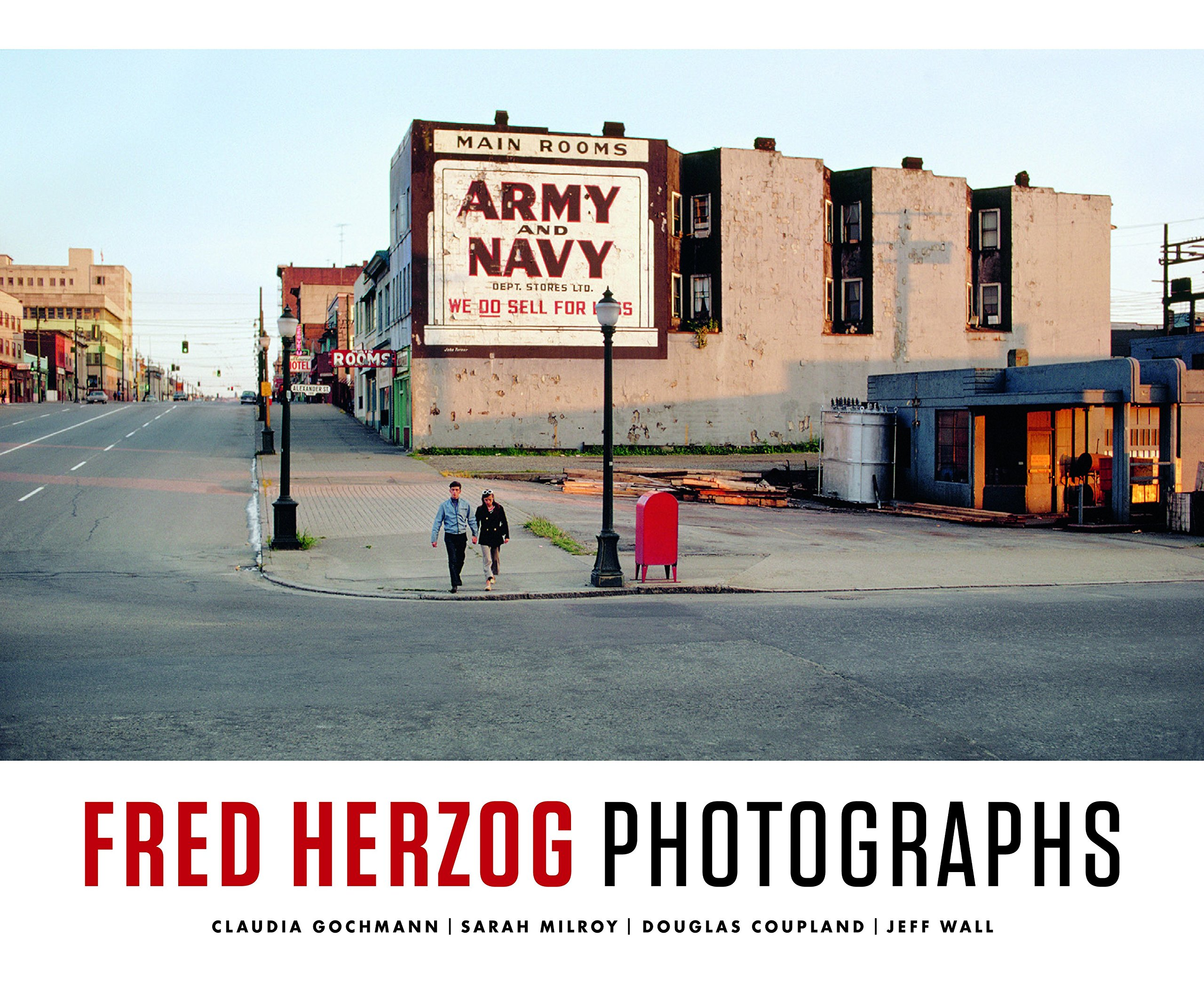 Image result for fred herzog photographs book