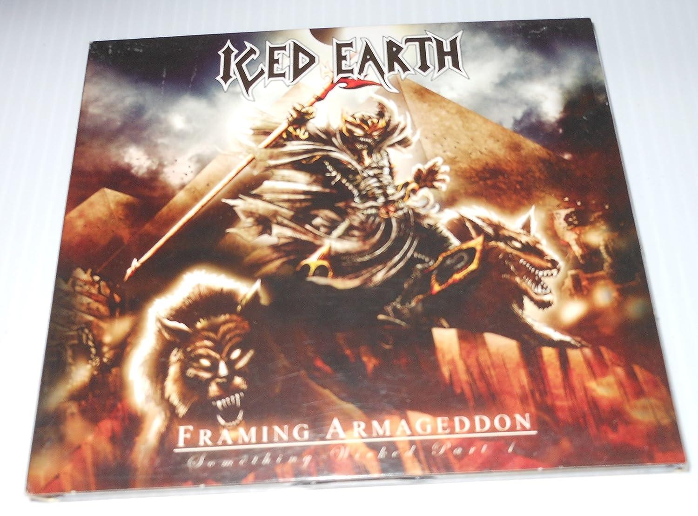 Amazon.com : Iced Earth-Framing Armageddon (Something Wicked Pt 1 ...