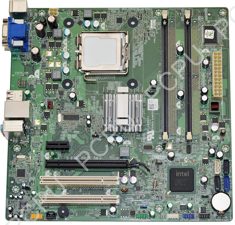P301D Dell Vostro 220 220s Intel Desktop Motherboard s775
