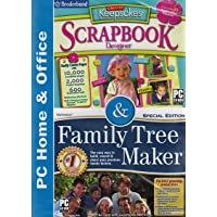 Scrapbook Designer & Family Tree Maker By Broderbund