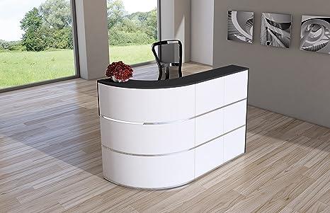 Bancone Per Ufficio : Design ricezione bancone banco reception cento m bianco