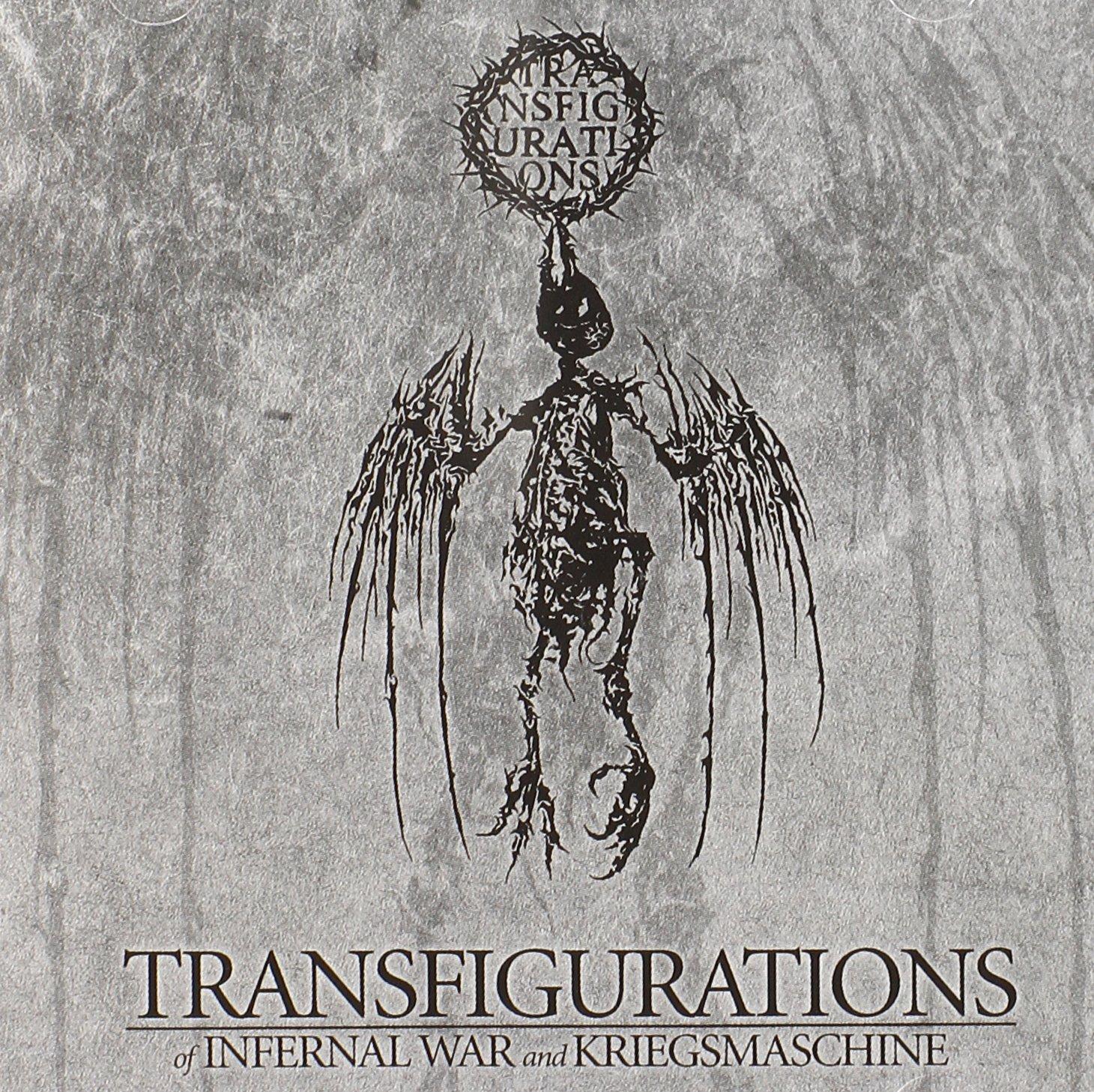 CD : Infernal War - Transfigurations (CD)