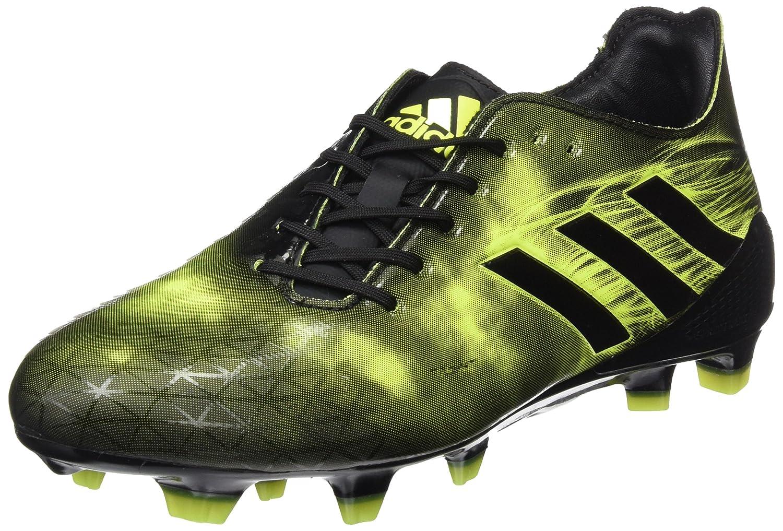 Adidas Crazyquick Malice FG – Fußballschuh Herren, Schwarz – (Negbas Negbas Amasol) 39 1 3