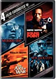 Wesley Snipes Collection: The Art of War / Boiling Point / Murder at 1600 / New Jack City