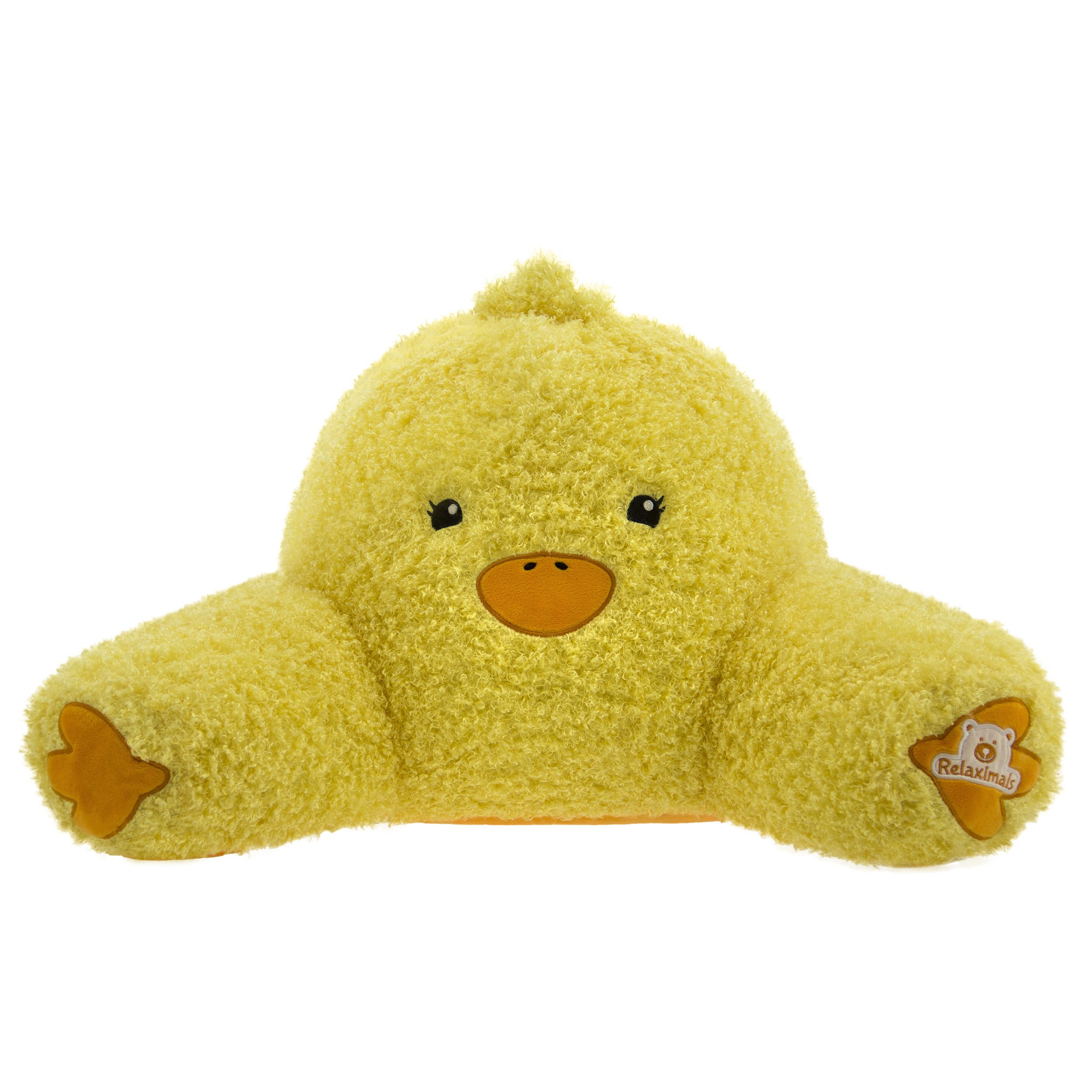 Relaximals Baby Chicken Kids Reading Pillow by Relaximals