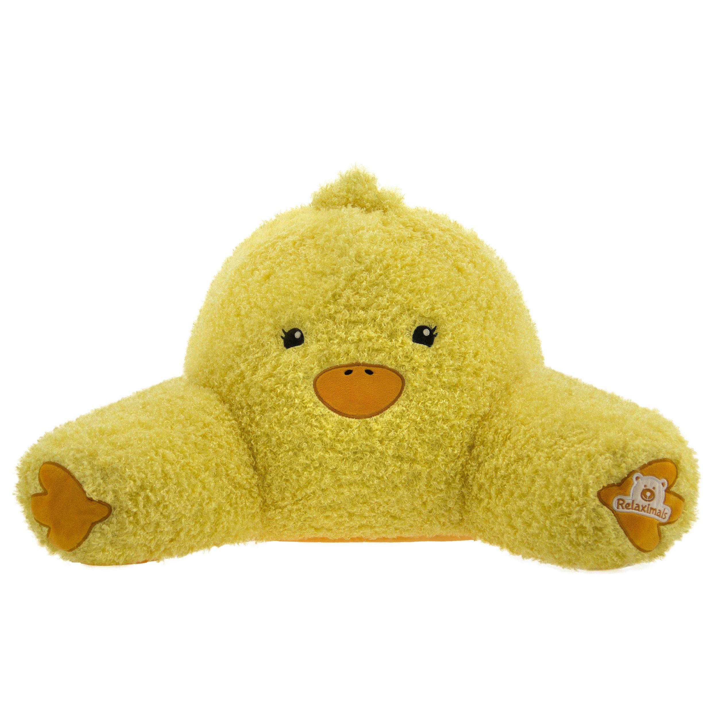 Relaximals Baby Chicken Kids Reading Pillow