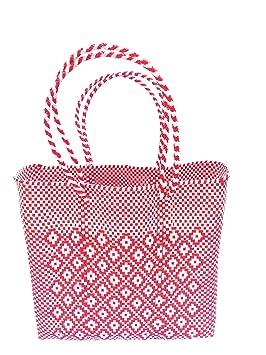 Condesa mexicana hecha a mano Bolsa de plástico 3df76b3fcb00