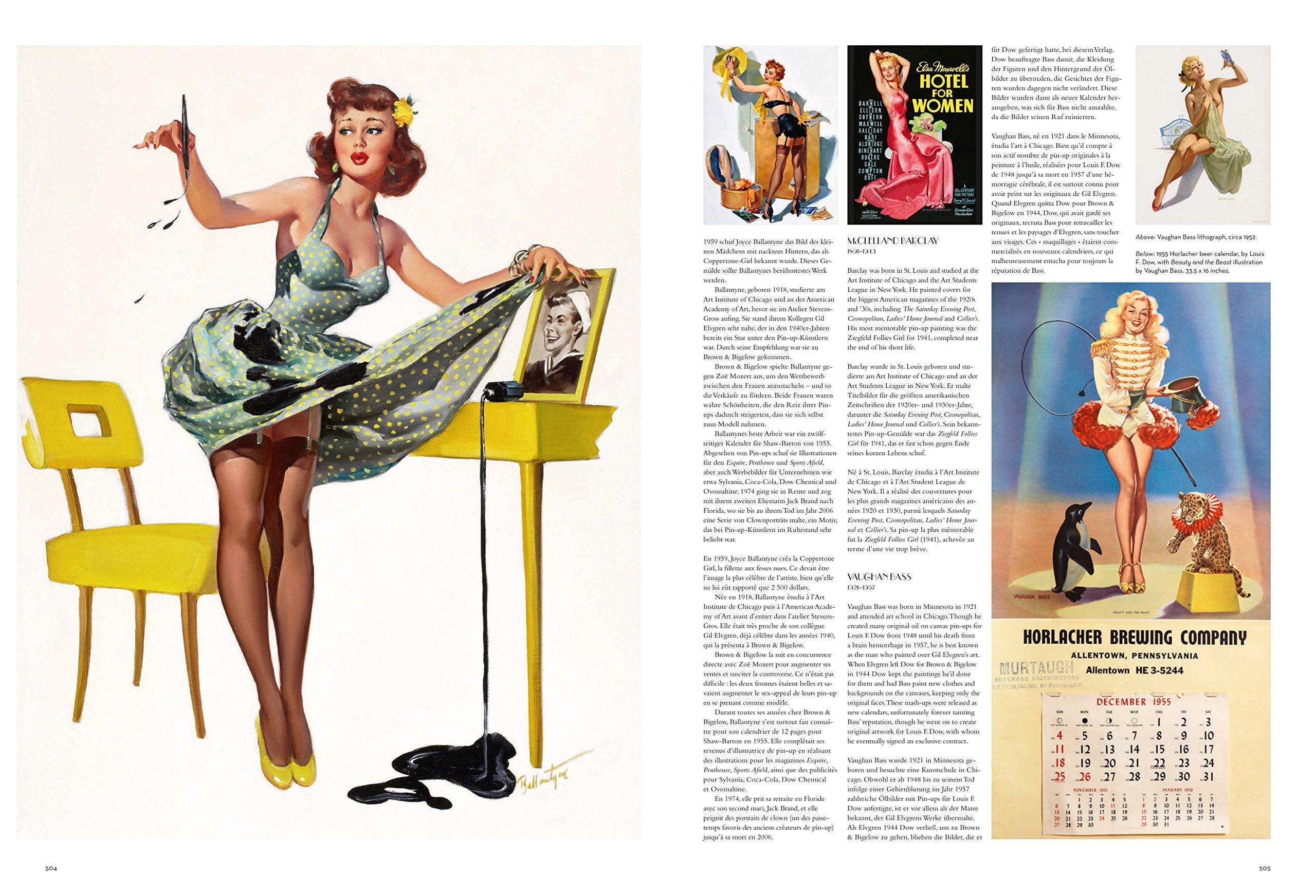The Art of Pin-up XXL: Dian Hanson, Sarahjane Blum, Louis Meisel ...