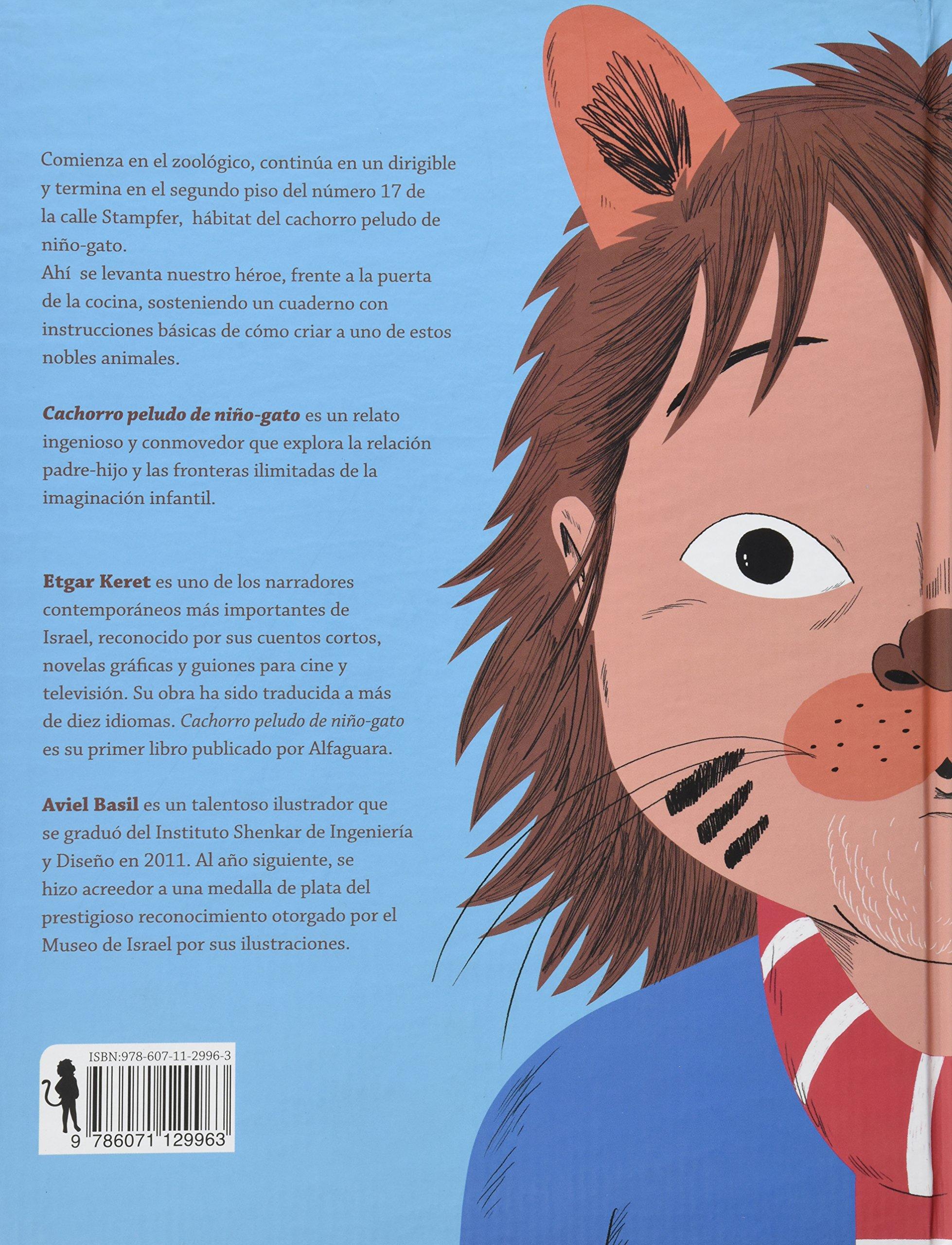 CACHORRO PELUDO DE NIÑO-GATO: Etgar Keret: 9786071129963: Amazon.com: Books