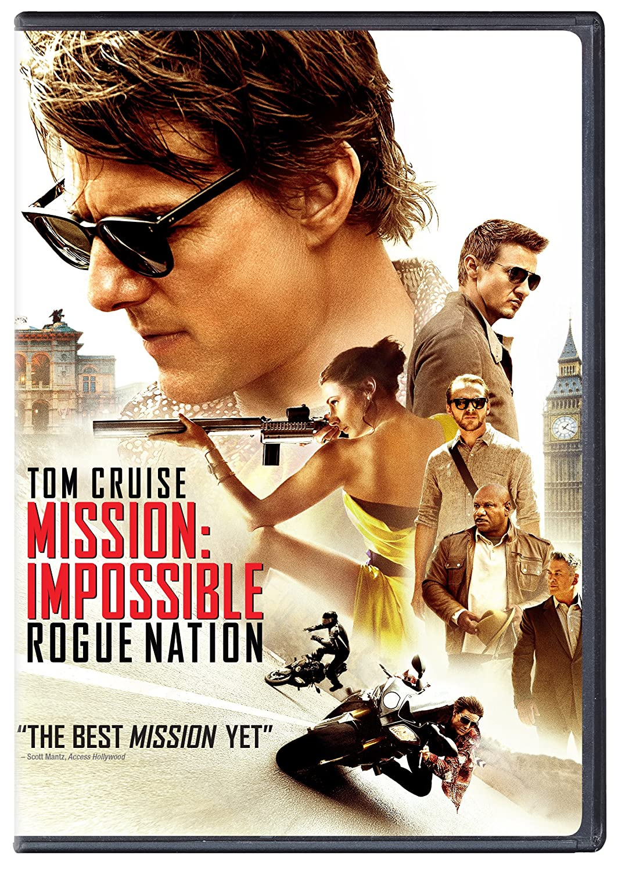 Mission: Impossible - Rogue Nation 2 Dvd Edizione: Stati Uniti ...