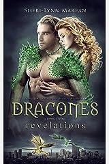 Dracones Revelations: Dark Dragon Shifter Kindle Edition