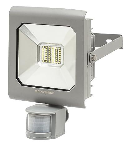 BLAUPUNKT Focos led exterior con sensor de movimiento Series Diamante Foco LED 30W 6500K Blanco Frío