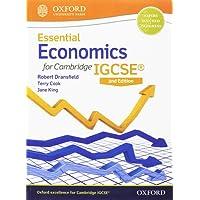 Essent economics IGCSE 2017. Student's book. Per le Scuole superiori. Con espansione online. Con CD-ROM (Cie Igcse Essential)