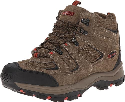 nevados men's boomerang II mid hiking boots