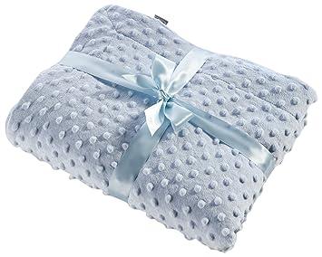 couverture bébé polyester Naf Naf 30385 Blanket Little Dots Design 100% Polyester 80 x 110  couverture bébé polyester