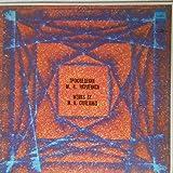 M. K. Ciurlionis: Stg Qrt. in C Mi.~ 3