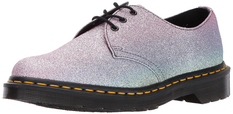 Dr. Martens Mujer Glitter Plata 1461 Zapatos 42 EU|Glitter Plata
