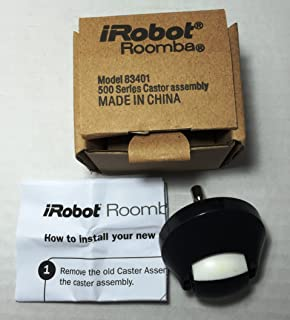 Genuine Authentic OEM Roomba 500 600 700 Series Front Wheel Caster 585 595 620 650 780