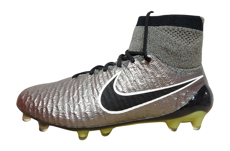 low priced 7a0f9 358b1 Amazon.com   nike magista OBRA FG mens football boots 641322 soccer cleats  (metallci pewter black white 011)   Football