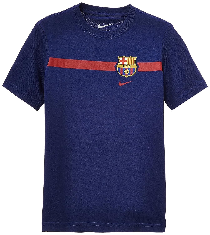 Nike Jungen T-Shirt FC Barcelona Team TD